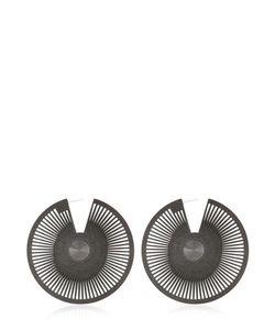 VOJD STUDIOS   Phase Statement Earrings