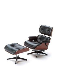 VITRA | Eames Lounge Chair Ottoman