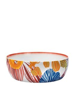 MISSONI BY RICHARD GINORI 1735 | Flowers Collection Porcelain Salad Bowl