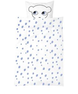 LUCKYBOYSUNDAY | Sleepy Mause Printed Duvet Cover Set