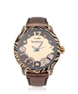 TENDENCE | Animal 3h Tiger Watch