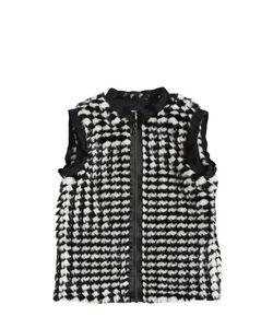 LANVIN PETITE | Faux Fur Vest