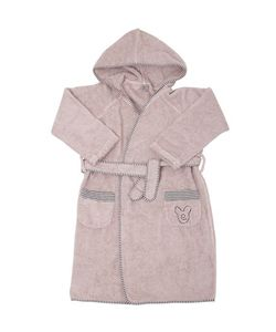 PANTUF | Hooded Cotton Terrycloth Bathrobe