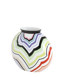MISSONI BY RICHARD GINORI 1735 | Zago Porcelain Vase