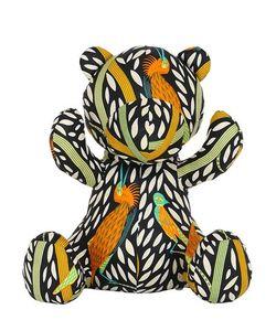 MYRIAMMAXO | Dd Bird Printed Cotton Bear