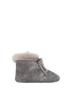 SONATINA | Shearling Boots