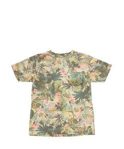 NUPKEET | Jungle Printed Cotton T-Shirt