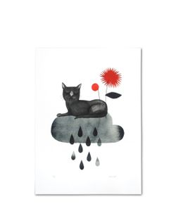 BA.BO.KO | Goodnight Cat By Moa Hoff