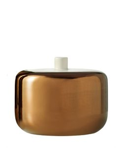 BITOSSI CERAMICHE | Colletti Bianchi Short Ceramic Vase