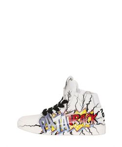 BE KOOL | Patatrack Leather High Top Sneakers