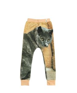 Popupshop | Printed Organic Cotton Jogging Pants