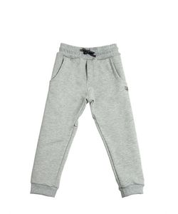 Kenzo Kids | Logo Cotton Jogging Pants