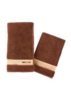 ALESSANDRO DI MARCO | Set Of 2 Cotton Terrycloth Towels