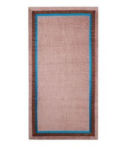 ALESSANDRO DI MARCO | Cotton Terrycloth Beach Towel