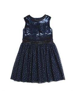 Diesel Kids | Sequins Tulle Party Dress