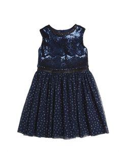 Diesel Kids | Sequins Tulle Party Dress
