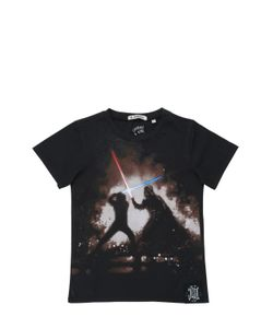 COURAGE&KIND | Star Wars Printed Cotton Jersey T-Shirt