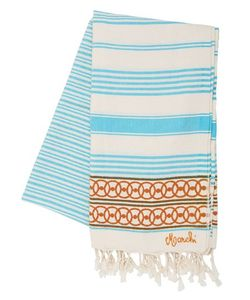 LES OTTOMANS | Hammam Telati Cotton Towel