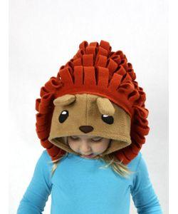 SPARROW & B | Lion Bonnet Tail Costume Set