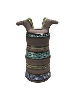 BITOSSI CERAMICHE | Horse Head Vase