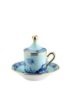 RICHARD GINORI 1735 | Oriente Italiano Espresso Set For 2