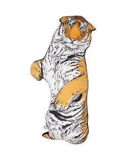SILKEN FAVOURS | Tiger Pillow