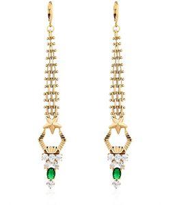 IOSSELLIANI | Anubian Drop Earrings