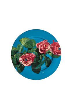 SELETTI WEARS TOILET PAPER | Roses Printed Porcelain Dish
