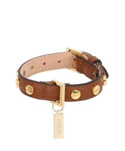 FRIDA FIRENZE | Small Dog Studded Collar Leash