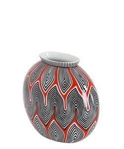 MISSONI BY RICHARD GINORI 1735 | Halfmoon Porcelain Vase