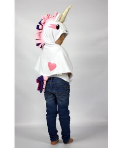 SPARROW & B | Unicorn Hooded Cape Costume