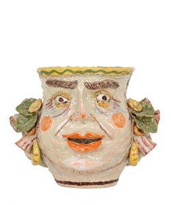 SICILY & MORE | Pirate Ceramic Vase