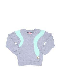 Bang Bang Copenhagen | Snake Appliqué Cotton Jersey T-Shirt