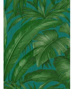 Versace | Palm Leaves Wallpaper