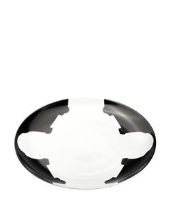 SALVATORE SPATARO | Madonna Del Carmine Porcelain Plate
