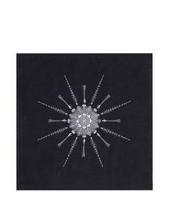 CTRLZAK | Unseen Black Printed Napkin