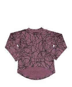 New Generals   Asymmetric Organic Cotton Sweatshirt