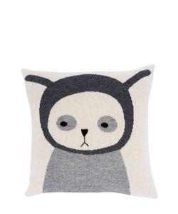 LUCKYBOYSUNDAY | Nulle Wool Knit Pillow Case