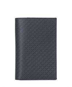 MARK GIUSTI | Embossed Leather Passport Holder