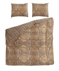 SNURK | Basket Case Cotton Duvet Cover Set