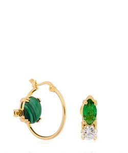 IOSSELLIANI | Gypset Hoop Stud Earrings