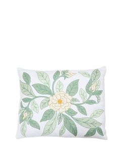 LORETTA CAPONI | Camellia Flower Pillow