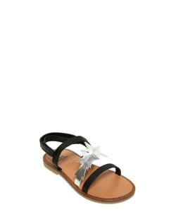 TWO CON ME BY PÈPÈ | Stars Leather Sandals
