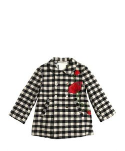 Péro | Reversible Wool Flannel Coat