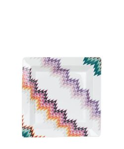 MISSONI BY RICHARD GINORI 1735 | Zig Zag Collection Porcelain Ashtray