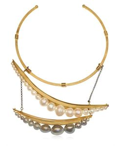 KATERINA PSOMA | Pearl Necklace