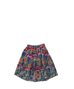 CARAMEL BABY AND CHILD   Liberty Print Viscose Skirt