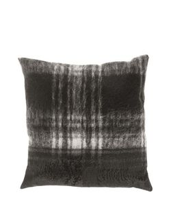 GIANFRANCO FERRÉ HOME | Precious Plaid Decorative Pillow