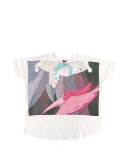 MUCHACHA | Alice Printed Cotton Jersey T-Shirt