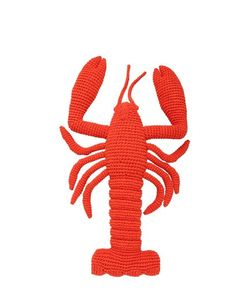 ANNE-CLAIRE PETIT | Hand-Crocheted Big Lobster